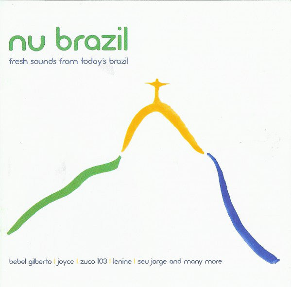 Various - Nu Brazil - Fresh Sounds From Today's Brazil (2xCD, Comp, Sli) - USED