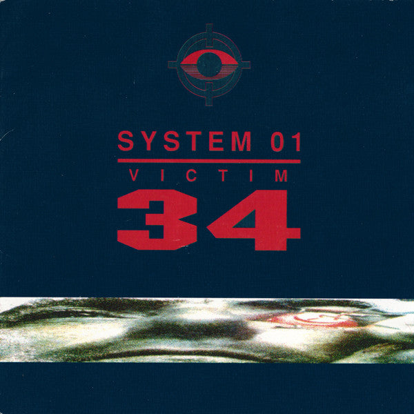 System 01 - Victim 34 (CD, Single) - USED