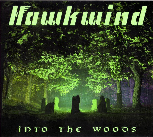 Hawkwind - Into The Woods (CD, Album, Dlx, Dig) - NEW