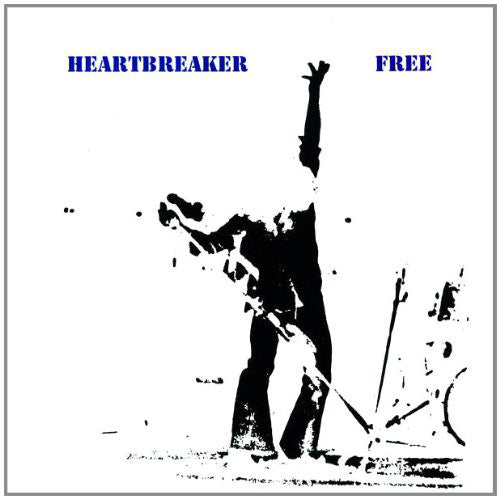 Free - Heartbreaker (CD, Album, RE, RM) - NEW