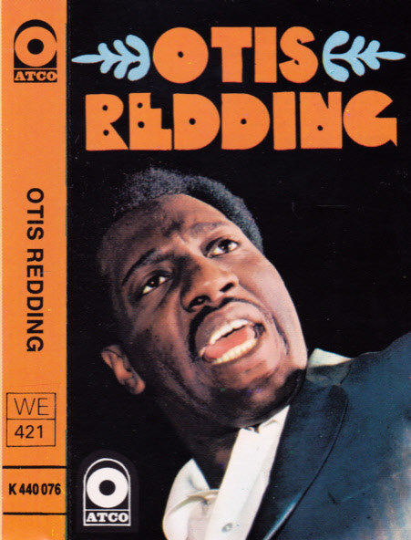 Otis Redding - The Dock Of The Bay (Cass, Comp, RE) - USED