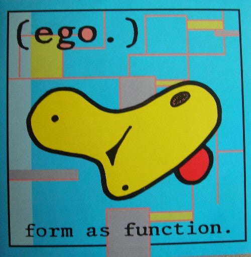 "Ego (15) - Form As Function (7"") - USED"