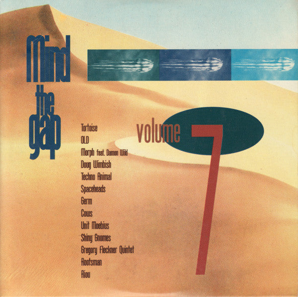 Various - Mind The Gap Volume 7 (CD, Comp) - USED