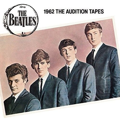 The Beatles - 1962 The Audition Tapes (LP) - NEW