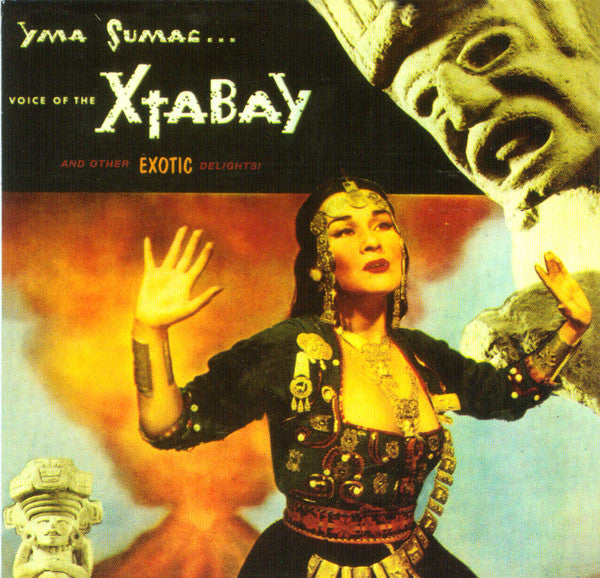 Yma Sumac - Voice Of The Xtabay...And Other Exotic Delights (CD, Comp) - USED