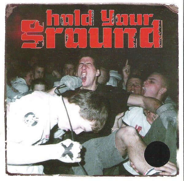 Various - Hold Your Ground (CD, Comp, P/Unofficial, RE) - USED