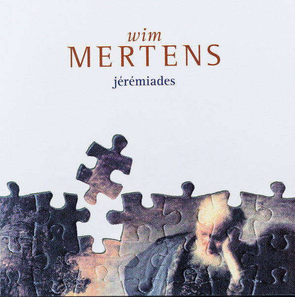 Wim Mertens - Jérémiades (CD, Album, RE) - USED