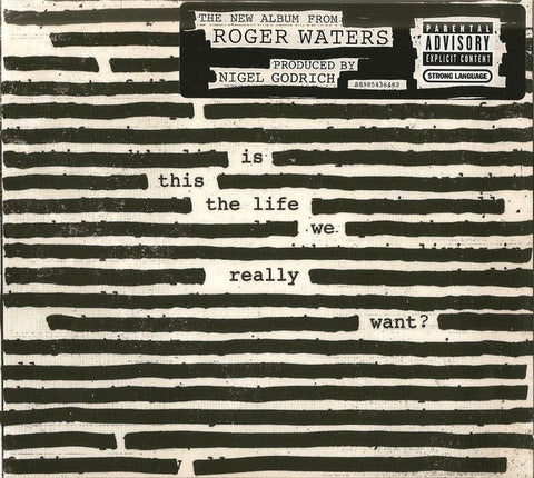 Roger Waters - Is This The Life We Really Want? (CD, Album) - NEW