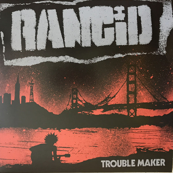 Rancid - Trouble Maker (LP, Album) - NEW