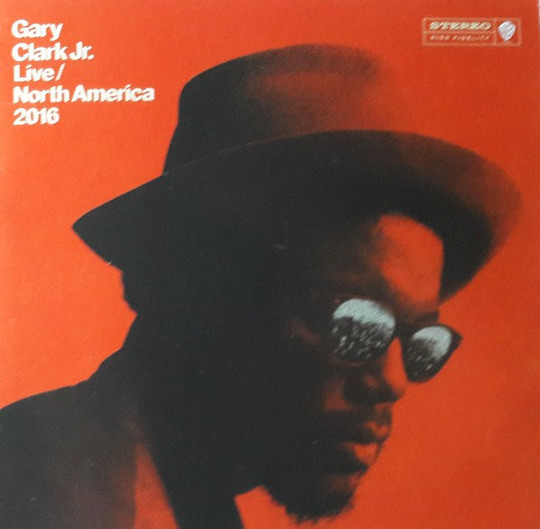 Gary Clark Jr. - Live / North America 2016 (CD, Album) - NEW
