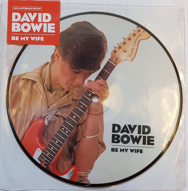 "David Bowie - Be My Wife (7"", Single, Ltd, Pic) - NEW"