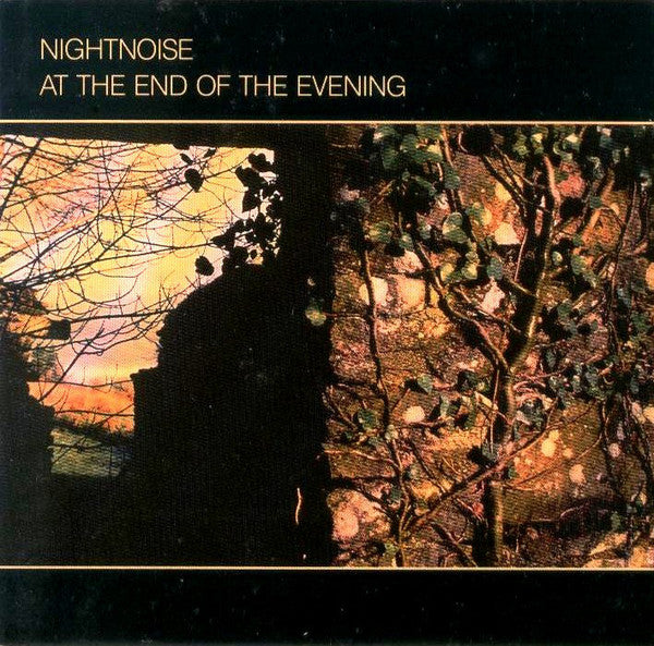 Nightnoise (2) - At The End Of The Evening (CD, Album, RP) - USED