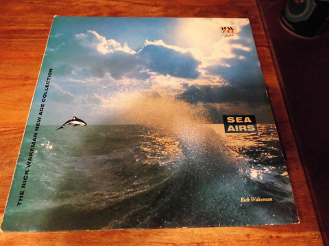 Rick Wakeman - Sea Airs (LP, Album) - USED