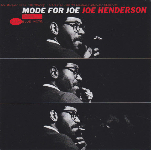 Joe Henderson - Mode For Joe (CD, Album, RE, RM) - USED