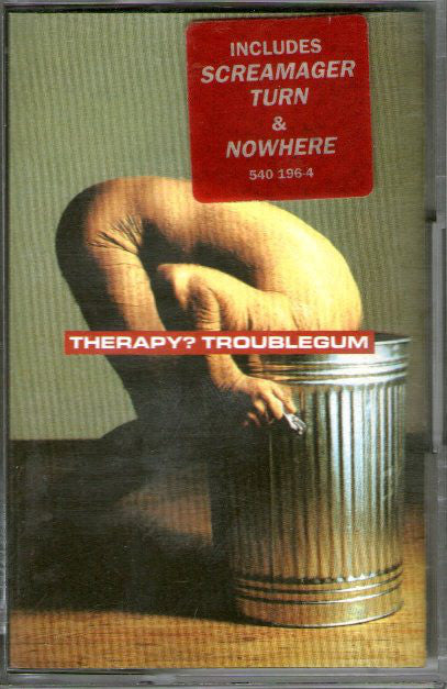 Therapy? - Troublegum (Cass, Album) - USED
