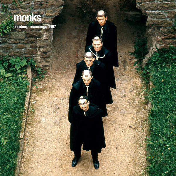 "Monks* - Hamburg Recordings 1967 (12"", S/Sided, EP, Etch) - NEW"