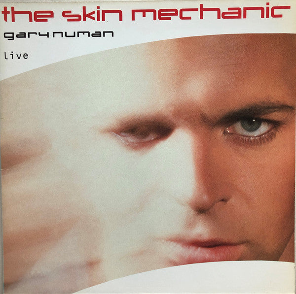 Gary Numan - The Skin Mechanic Live (LP, Album) - USED