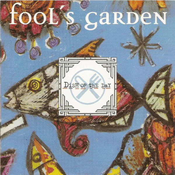 Fool's Garden - Dish Of The Day (CD, Album) - USED