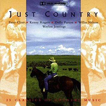 Various - Just Country (CD, Album, Comp) - USED