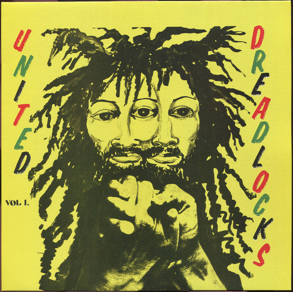 Various - United Dreadlocks Vol. 1 (LP, Comp) - NEW