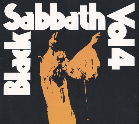 Black Sabbath - Vol 4 (CD, Album, RE, RM, Dig) - NEW