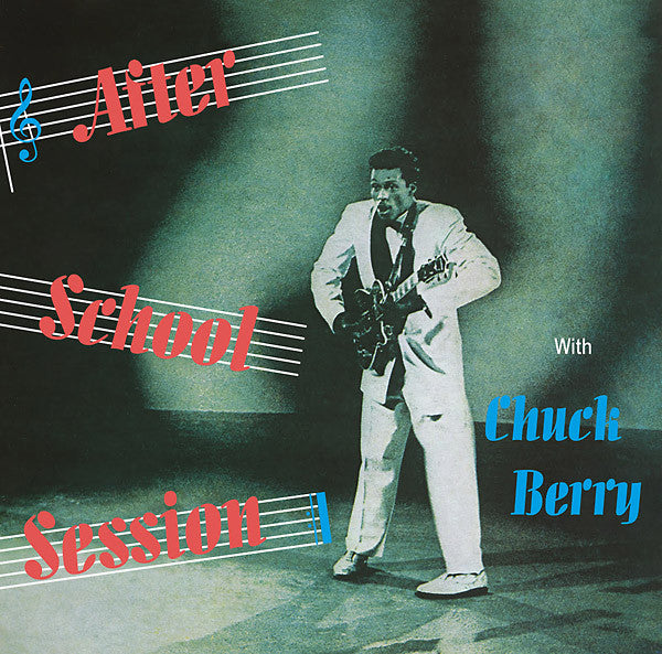Chuck Berry - After School Session (LP, Album, RE) - NEW