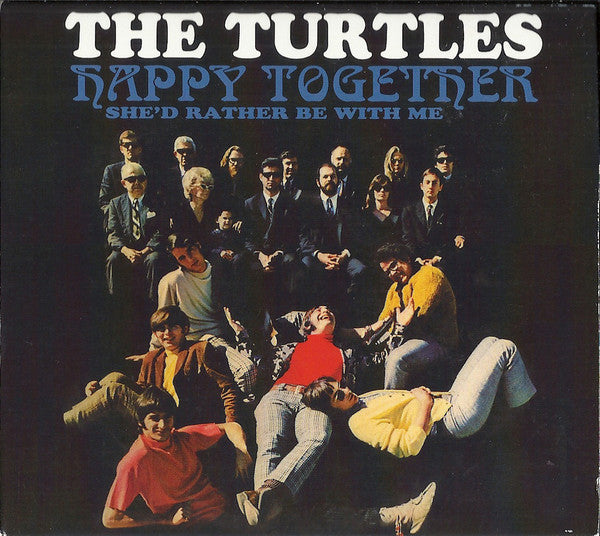 The Turtles - Happy Together (2xCD, Album, Mono, Dlx, RE, RM) - NEW