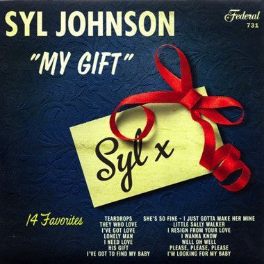 Syl Johnson - My Gift (LP, Comp) - NEW