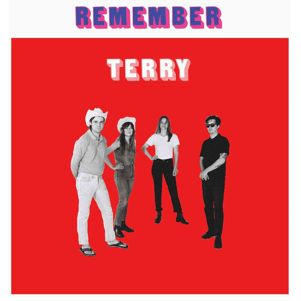 Terry (53) - Remember Terry (CD, Album) - USED