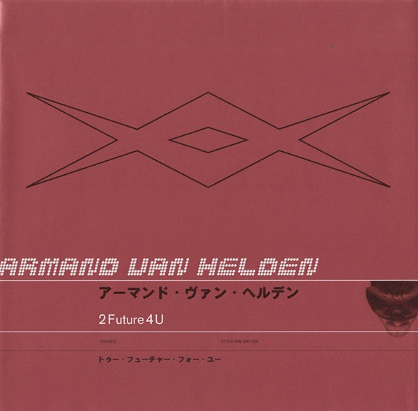 Armand Van Helden - 2Future4U (CD, Album) - USED