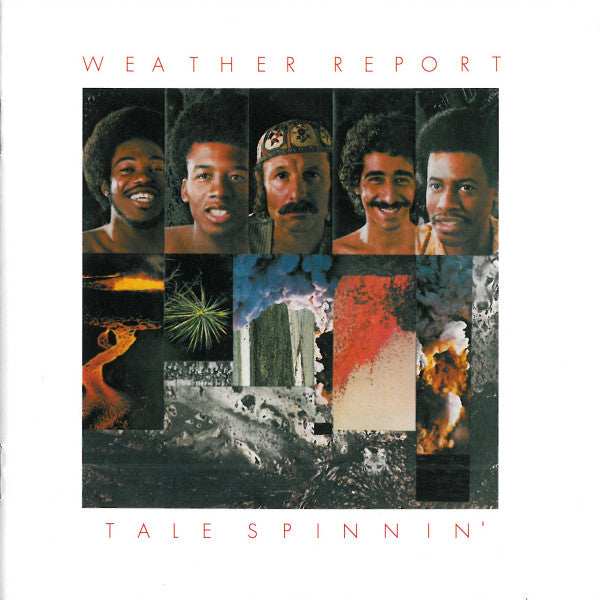 Weather Report - Tale Spinnin' (CD, Album, RE, RM) - USED