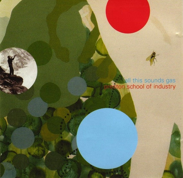Preston School Of Industry - All This Sounds Gas (CD, Album) - USED