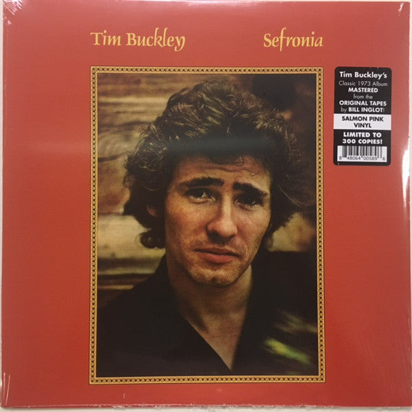 Tim Buckley - Sefronia (LP, Album, Ltd, RE, RM, Sal) - NEW