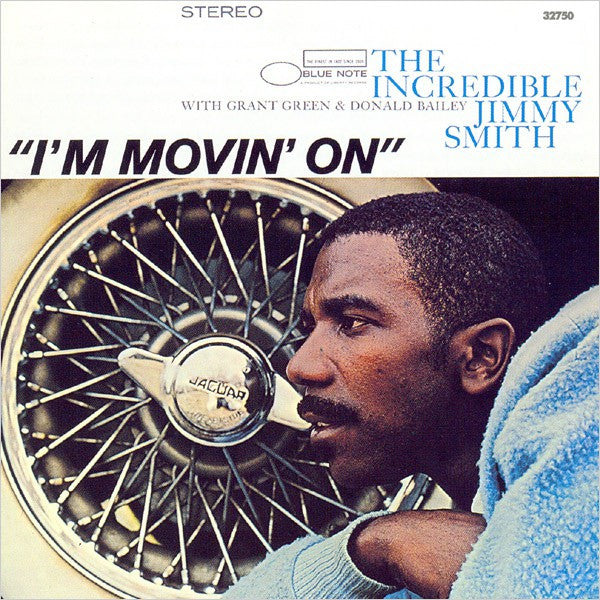 Jimmy Smith - I'm Movin' On (CD, Album, RE) - USED