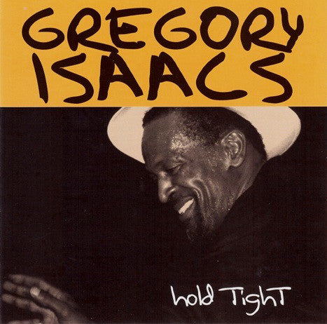 Gregory Isaacs - Hold Tight (CD, Album, RE) - USED