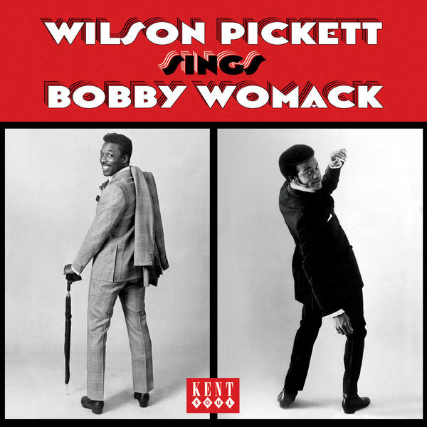 Wilson Pickett - Wilson Pickett Sings Bobby Womack (CD, Comp) - NEW