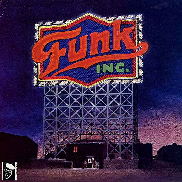 Funk Inc. - Funk Inc. (LP, Album, RE) - NEW