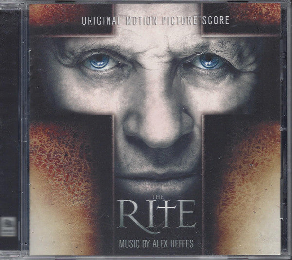 Alex Heffes - The Rite (Original Motion Picture Score) (CD, Album) - NEW