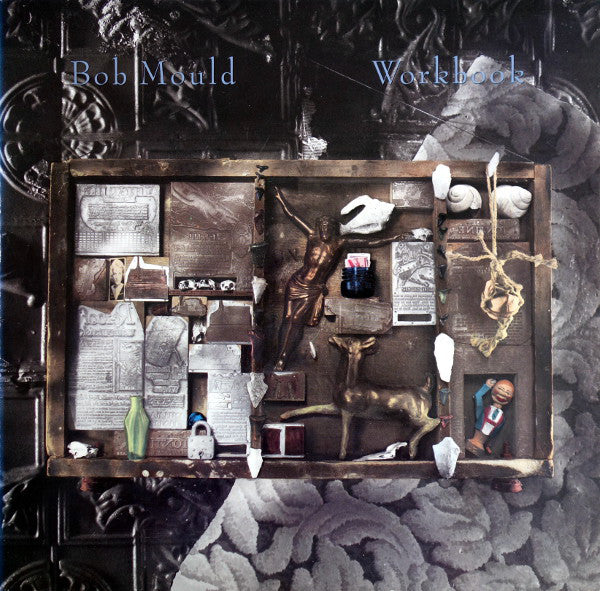 Bob Mould - Workbook (LP, Album) - USED