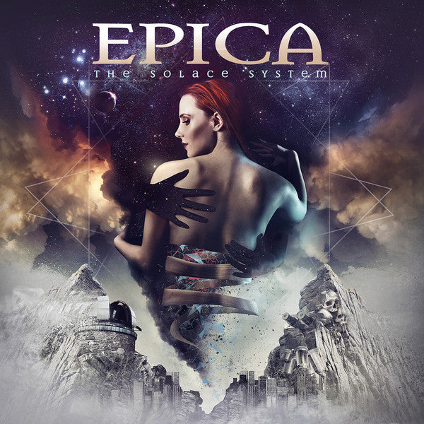 "Epica (2) - The Solace System (12"", EP, Ltd) - NEW"