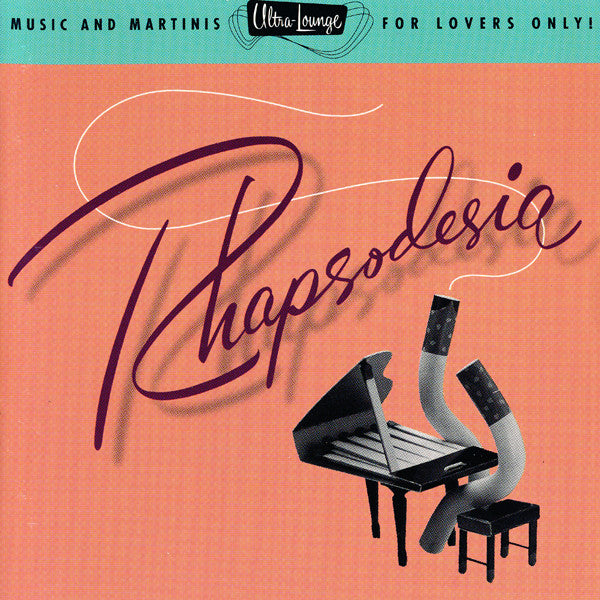 Various - Rhapsodesia (CD, Comp) - USED