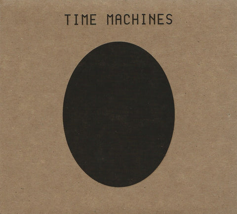 Time Machines - Time Machines (CD, Album, RE, RM) - NEW