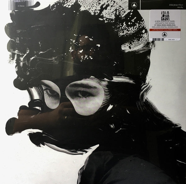 Zola Jesus - Okovi (LP, Album, Ltd, Rus) - NEW