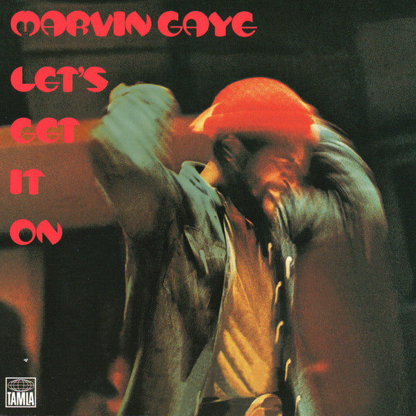 Marvin Gaye - Let's Get It On (CD, Album, RE, RM, RP) - NEW
