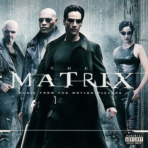 Various - The Matrix (Music From The Motion Picture) (CD, Comp) - USED