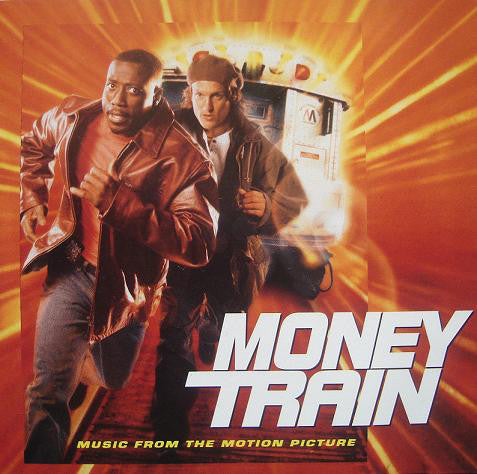 Various - Money Train (Music From The Motion Picture) (CD, Comp) - NEW