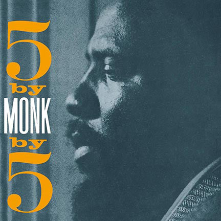 Thelonious Monk Quintet* - 5 By Monk By 5 (LP, Album, RE, 180) - NEW