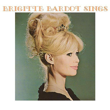 Brigitte Bardot - Brigitte Bardot Sings (LP, Album, RE, 180) - NEW