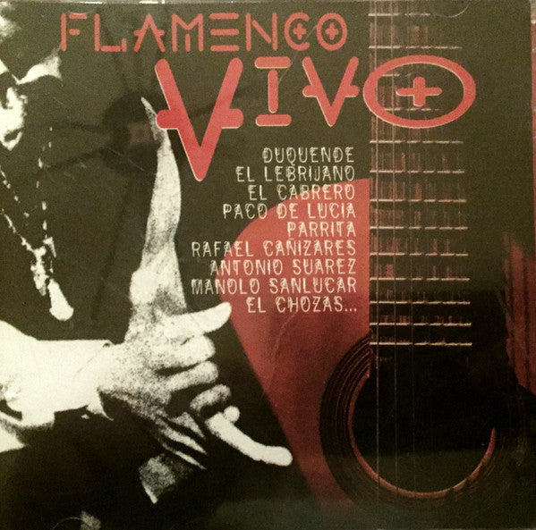 Various - Flamenco Vivo (2xCD, Comp) - USED