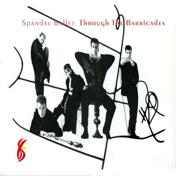 Spandau Ballet - Through The Barricades (LP, Album, RE, RM) - NEW